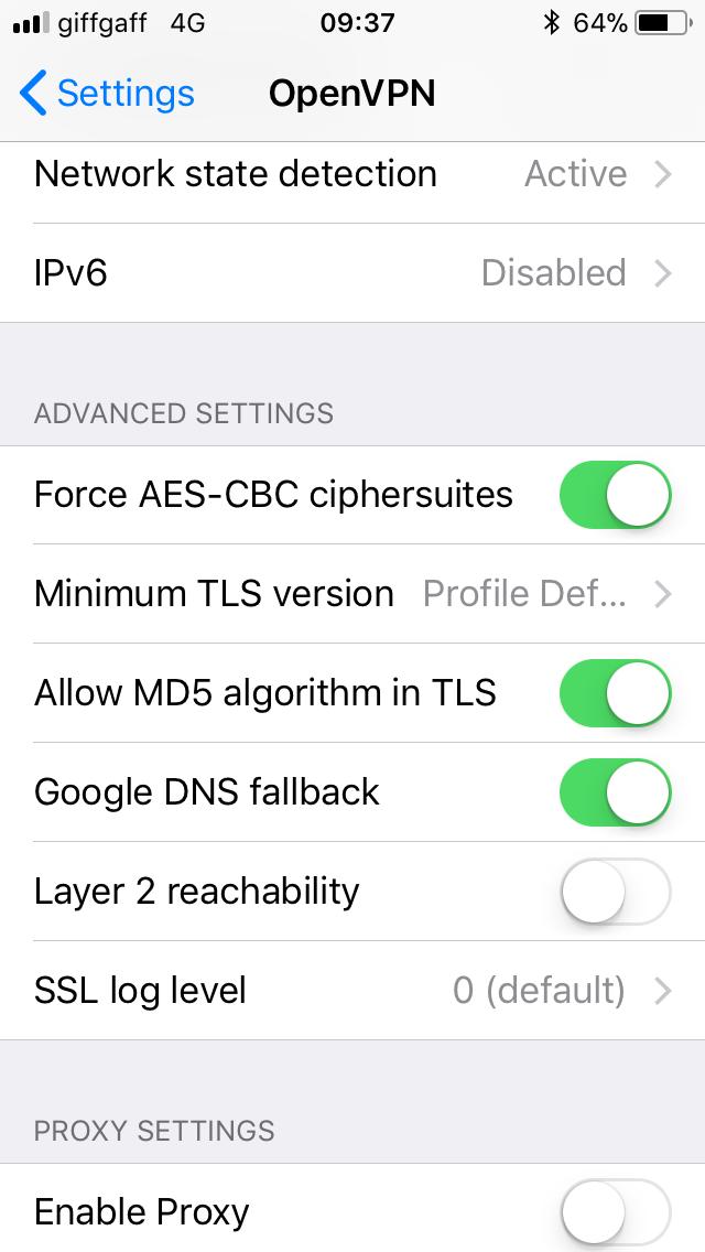 CryptoStorm OpenVPN for iOS - Random Geekage